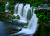 Estonia -  Jagala waterfall