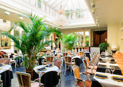 Grand Palace Hotel - Restaurant